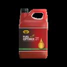 Olie en koelvloeistof