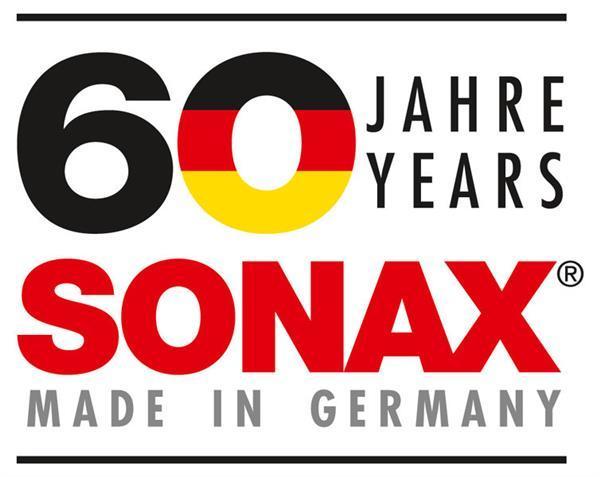 Sonax logo Duitsland